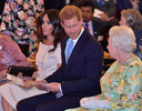 De Queen legt strenge regels op voor de Megxit.