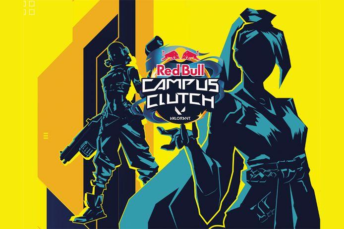 Red Bull organiseert de Campus Clutch, een Valorant-toernooi voor studenten van universiteiten en hogescholen.