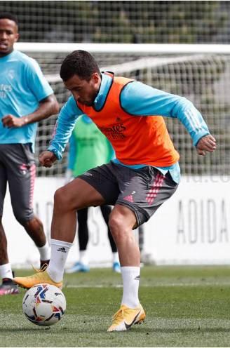 Twijfel steekt opnieuw de kop op rond blessure Hazard: Eden opnieuw niet eens in de selectie