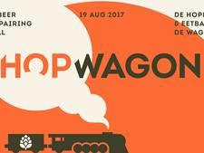 Hopwagon in de Spoorzone: 'beer geeks & foodies' slaan handen ineen voor nieuw festivalletje