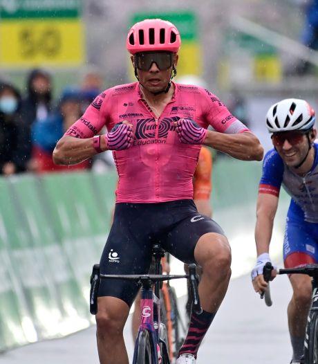 Tour de Suisse: Stefan Bissegger remporte la 4e étape, Mathieu van der Poel conserve le maillot jaune