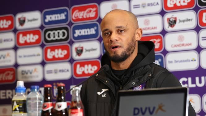 """Kompany over financiële situatie van Anderlecht: """"Ik ben goed op de hoogte, maar ik help niemand als ik erover zeur"""""""