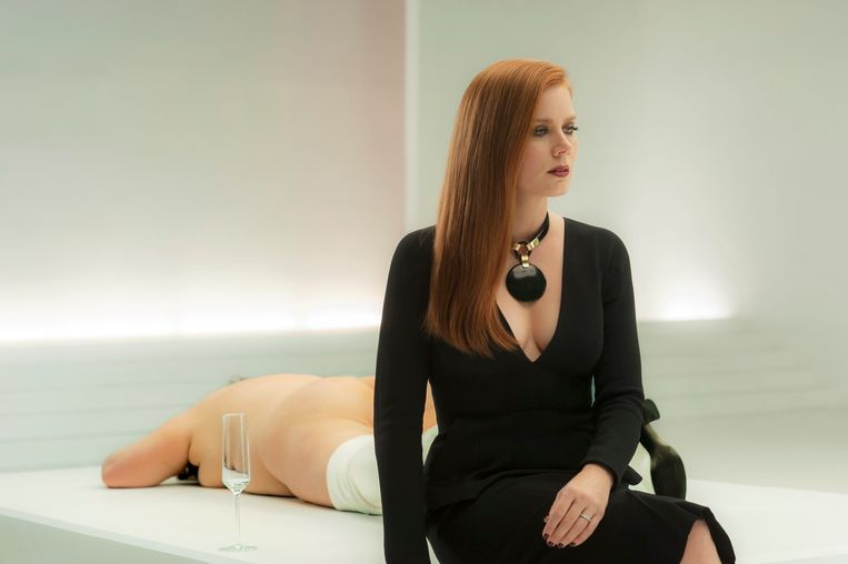 Amy Adams in 'Nocturnal Animals'.  Beeld