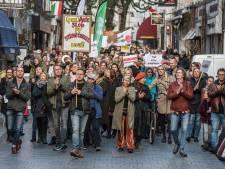 Lerarenstakingen Brabant: Knipoog naar de boeren in Heusden en 'bestorming' stadskantoor in Breda