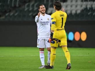 Real Madrid vermijdt met 2 late goals nieuwe nederlaag in Champions League, Hazard maakt langverwachte rentree
