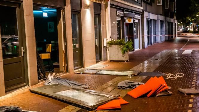 Aanslag op café in centrum Helmond: explosie zorgt voor veel schade