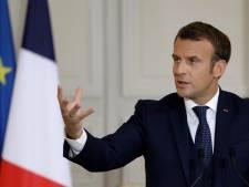"""Macron fustige la """"trahison"""" des dirigeants du Liban"""