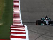 Hamilton pakt poleposition, Verstappen heeft niets aan P6