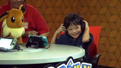 Amper 7, maar kleine Simone is al e-sportkampioen Pokémon van Oceanië