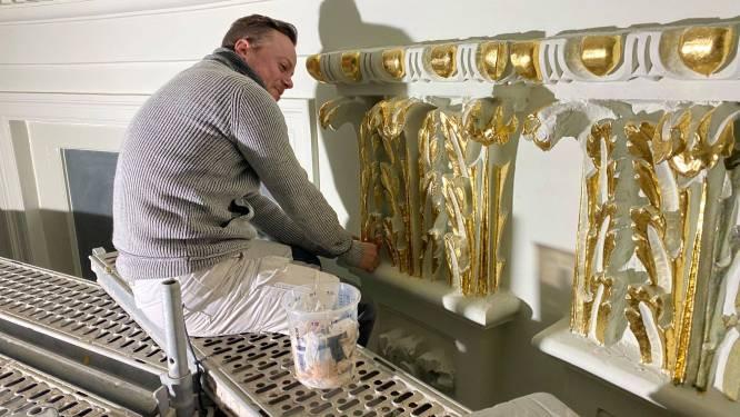 Kasteel Blauwhuis krijgt Vlaamse subsidies om interieur te restaureren