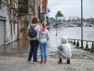 Nog 200 gezinnen zonder drinkbaar water in Namen, 4.500 huishoudens zonder elektriciteit in omgeving van Verviers en Eupen
