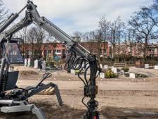 Oorlogsgraven Nieuw Eykenduynen maken plaats voor islamitische graven