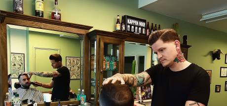 Te veel kapsalons in Roosendaal? Nieuwe kapper Bruut heeft geen last van concurrentie