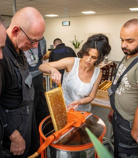 Zutphens bedrijf maakt voor even geen opslagtanks, maar honing
