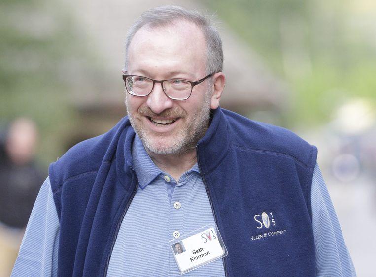 Seth Klarman verkocht in de jaren 90 slechts 5.000 exemplaren van zijn economieboek Margin of Safety. Vandaag worden ze verkocht aan hallucinante bedragen.  Beeld rv