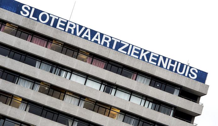 Het Slotervaartziekenhuis.