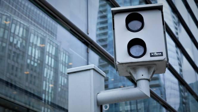 Man 26 keer geflitst door dezelfde snelheidscamera