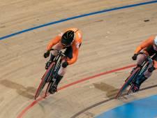 Teamsprintsters Lamberink en Braspennincx naar brons