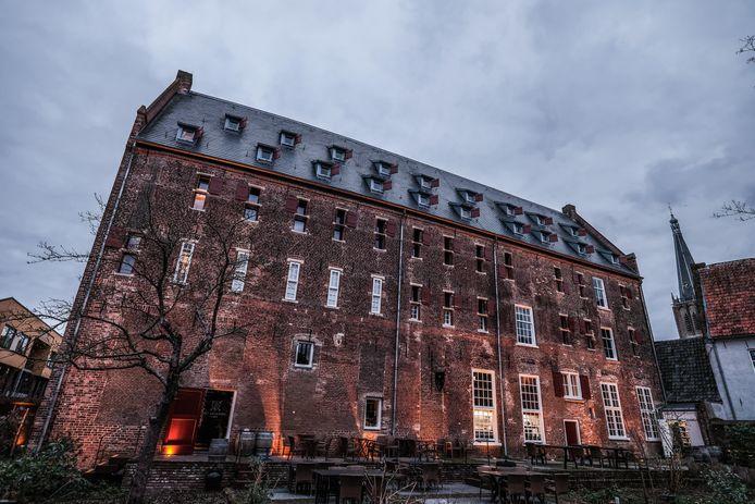 Het Arsenaal 1309 in Doesburg.