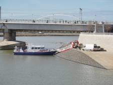 Politie vindt lichaam in water van Spiegelwaal bij Nijmegen
