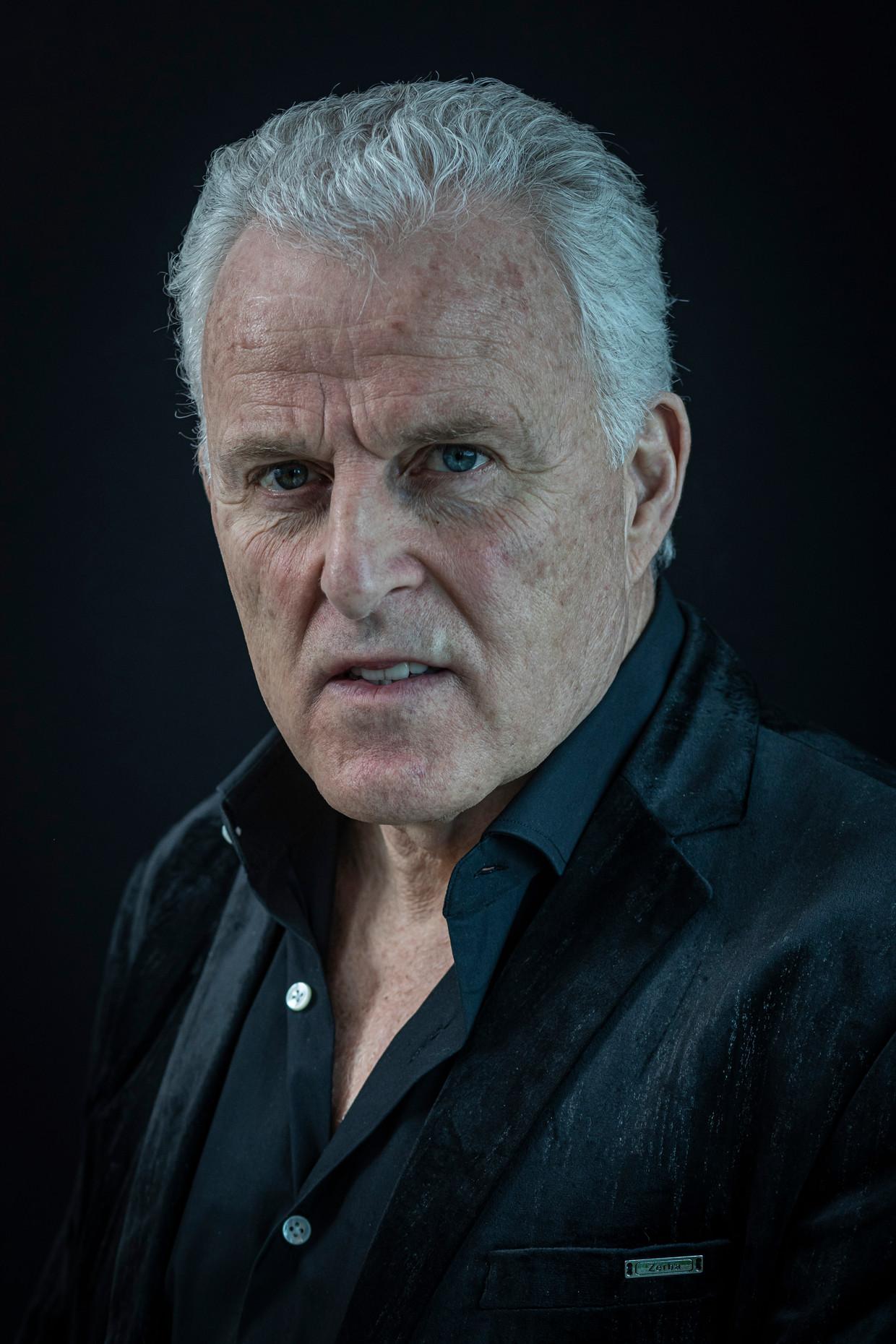 Misdaadverslaggever Peter R. de Vries.