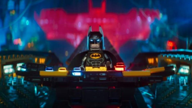 The Lego Batman Movie Beeld -