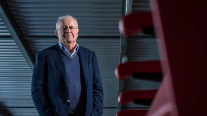 Scheidend PEC-voorzitter Adriaan Visser blikt terug: 'Johan Derksen is een soort wappie avant la lettre'