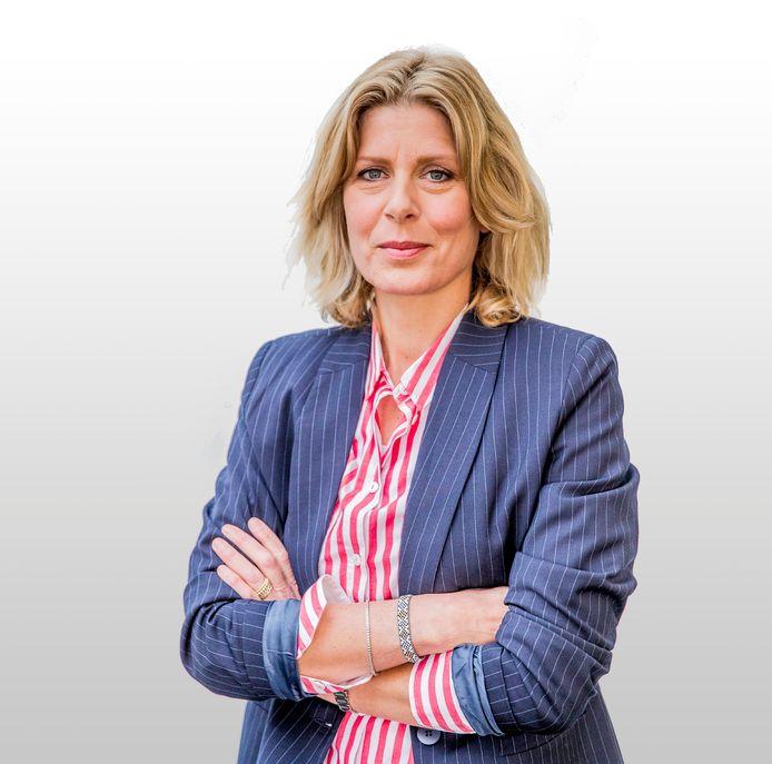 Renate Wennemars, columniste bij de Stentor. column opinie