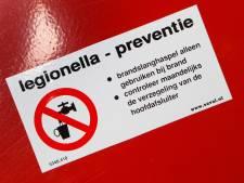 Legionella aangetroffen in rioolzuivering Tilburg