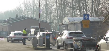 Stemmen vanuit je auto: het kan ook op de gemeentewerf in Lopik