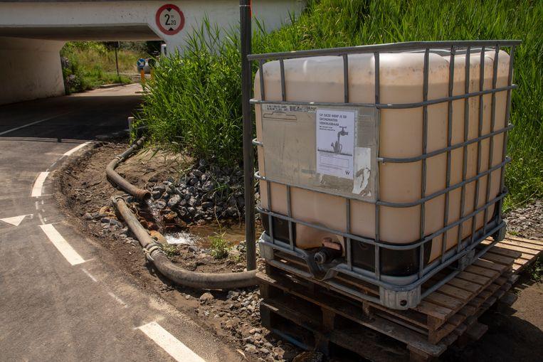 Sp.a+ wil opgepompt grondwater bij bouw- en wegenwerken laten recupereren.