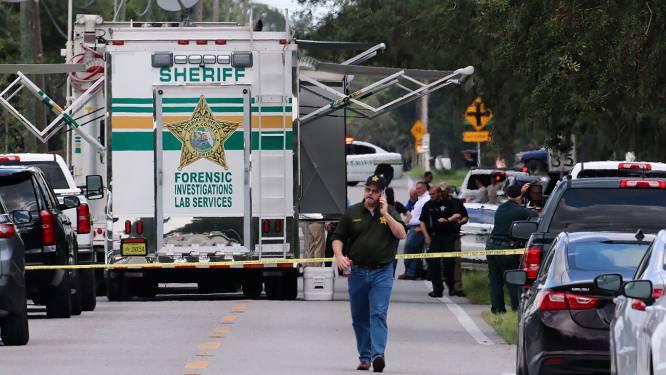 Vier doden bij schietpartij in Florida: baby sterft in armen van moeder