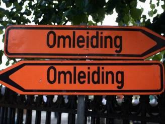 Werkzaamheden op kruispunten Postelsesteenweg met Kiezelweg en Zuiderring