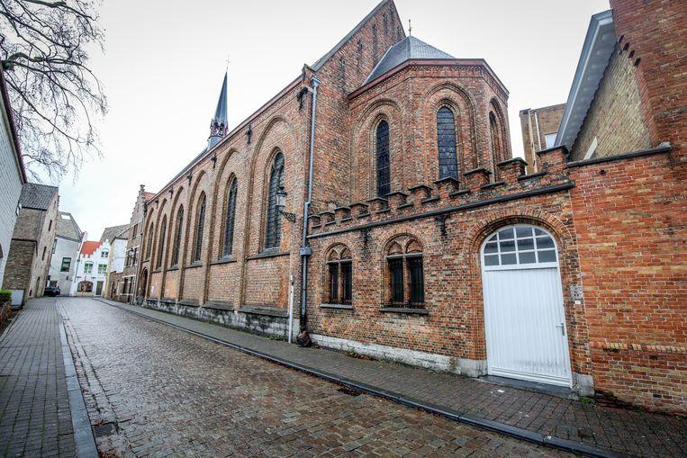 De Heilige-Familiekerk in 't Bilkske is verkocht.