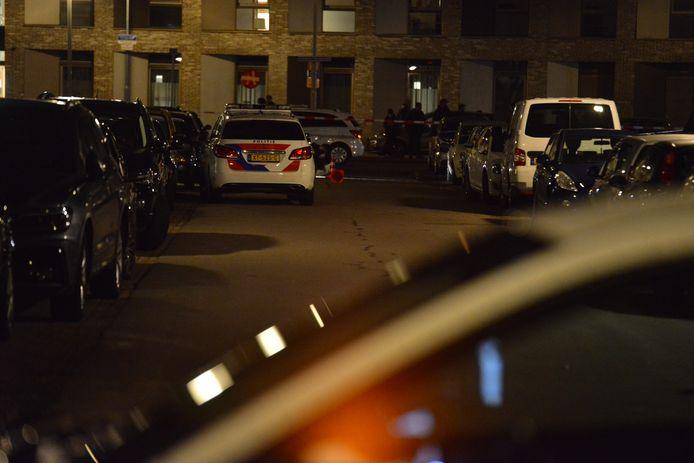 Politieonderzoek in Breda nadat in oktober een 39-jarige Bredanaar was beschoten bij zijn woning aan de Bruno Renardstraat.