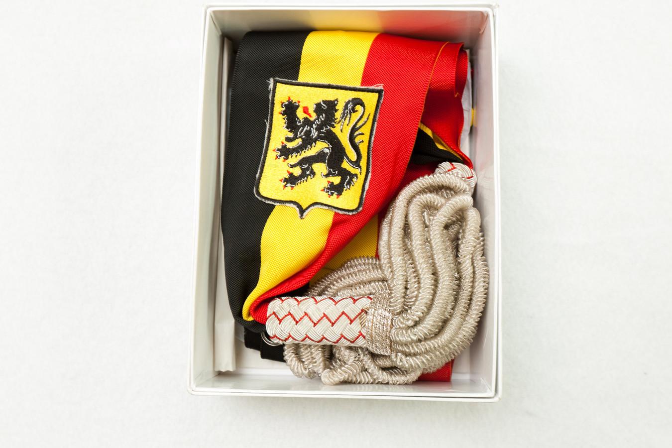 De tricolore sjerp
