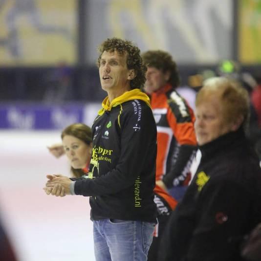 Johan Berga, oprichter de Elfstedentocht op 19 februari