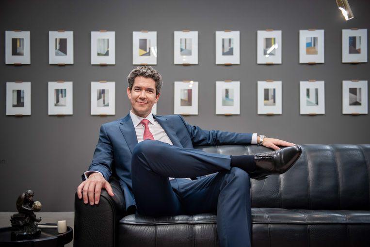 Carlo Bonte is een van de drie nieuwe experts in Stukken van Mensen.