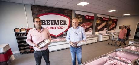 Koopjeshoek op Facebook leidt tot eerste winkel van Enschedese vleesproducent Beimer Meat