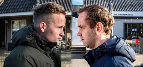 Voetbalveld verlaten en kroeg dicht, maar de derby tussen Luttenberg en Haarle wordt tóch uitgevochten
