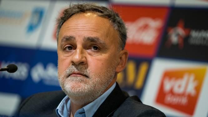 """Emilio Ferrera wordt beloftencoach én jeugddirecteur bij AA Gent: """"Op deze kans zat ik al járen te wachten"""""""