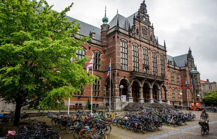 De Rijksuniversiteit Groningen. Beeld ANP