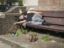 Tijdelijke daklozenopvang in Leiden blijft een maand langer