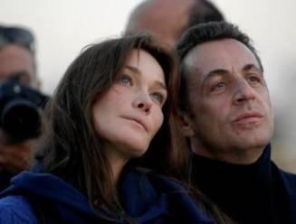 Carla Bruni woont al in bij Sarkozy