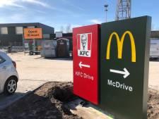 Gemeenten doen niets tegen snelle opmars fastfoodrestaurants