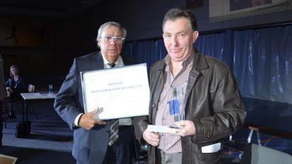 Haaltertse sportlaureaten gehuldigd: William De Backer Sportverdienstelijk Persoon