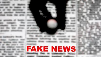 Belg maakt zich weinig zorgen om   'fake news'