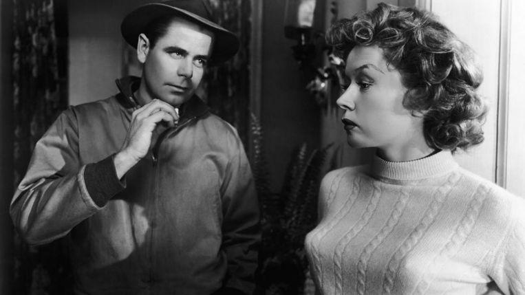 Beeld uit Human Desire (1954). Beeld null