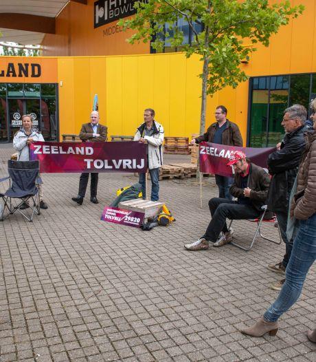 Zeeland Tolvrij: genoeg handtekeningen voor aanvragen referendum