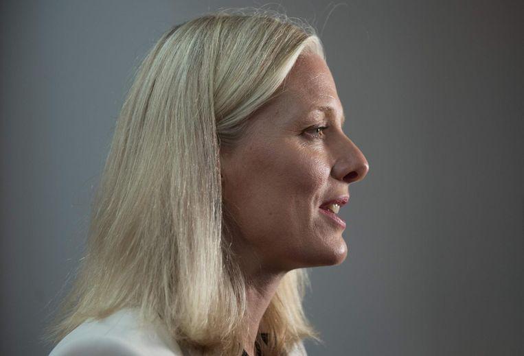 Catherine McKenna, de Canadese minister van Milieu.